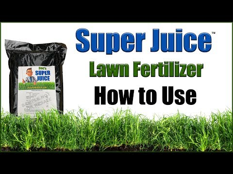 Super Juice Fertilizer - How to Use and FAQ