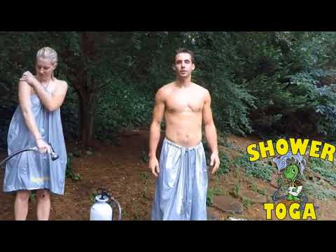 Shower Toga for men and women