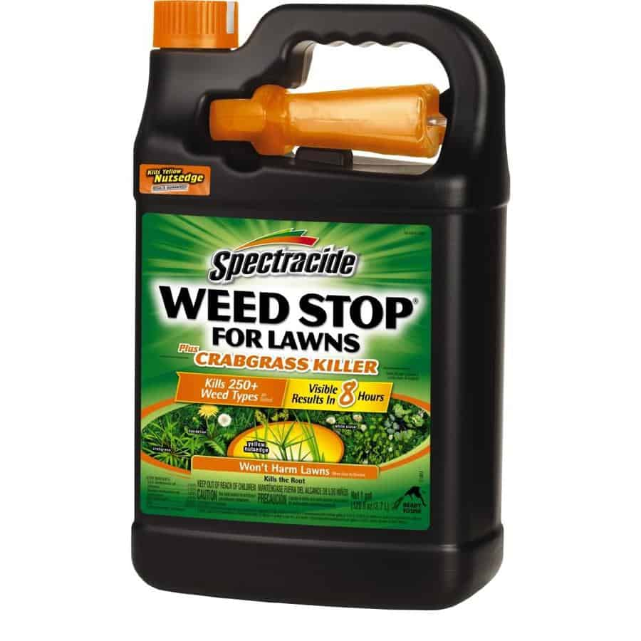 Spectracide Weed Stop For Lawns And Crabgrass Killer
