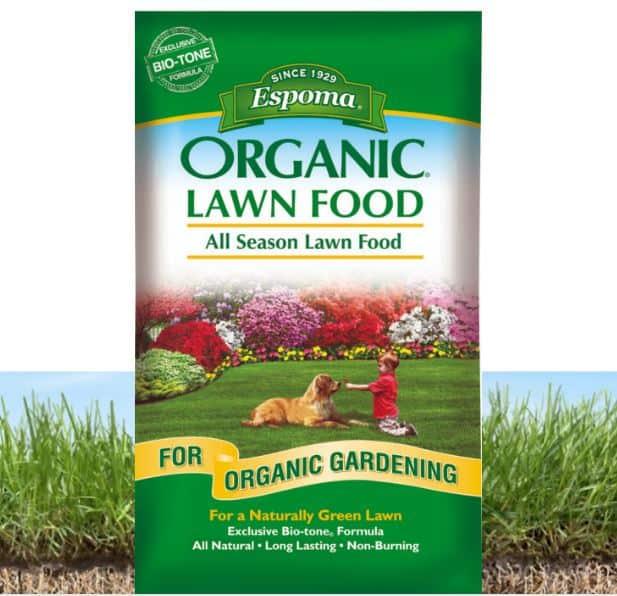 Espoma EOLF28 Organic All Season Lawn Food