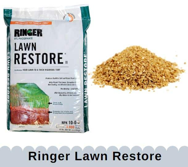 Safer Brand best organic fertilizer for lawns