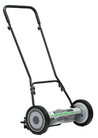 American lawn mower for bermuda grass clean cut