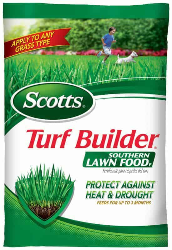 Best fertilizer for bermuda grass - granular - Scotts Turf Builder Lawn Food