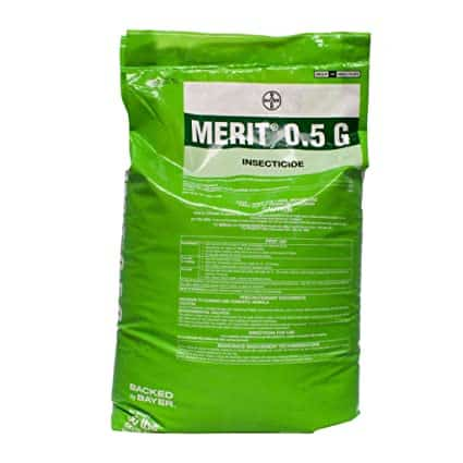 Merit 0.5 Granular Systemic Insect Control