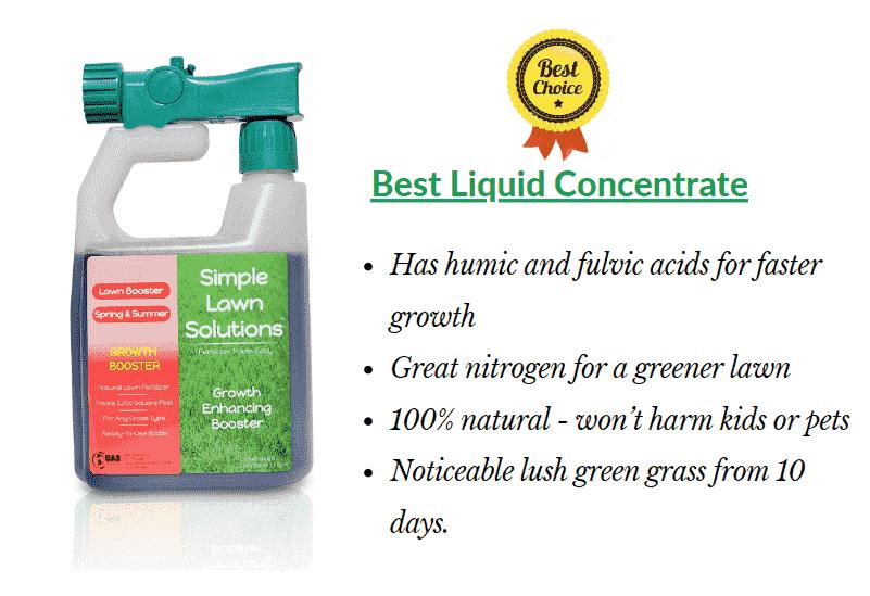 Best liquid fertilizer for st augustine grass