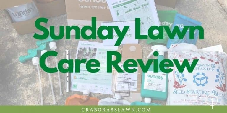 Sunday Lawn Care Review