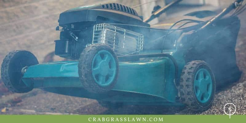 broken lawnmower fixes