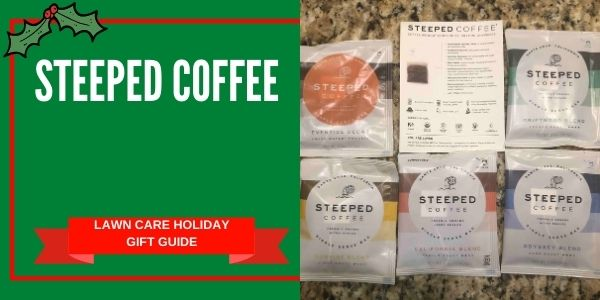 steeped coffee