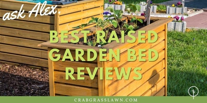 best raised garden bed reviews