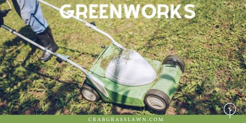 greenworks mower1